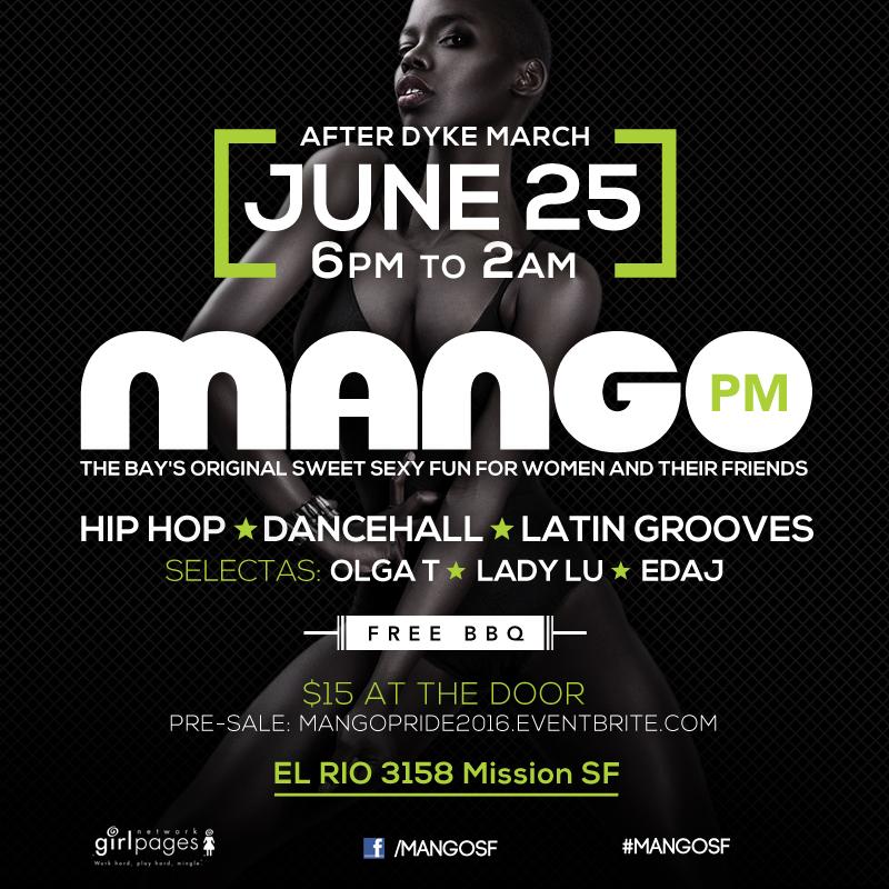 Mango PM 2016