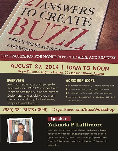 Buzz Workshop