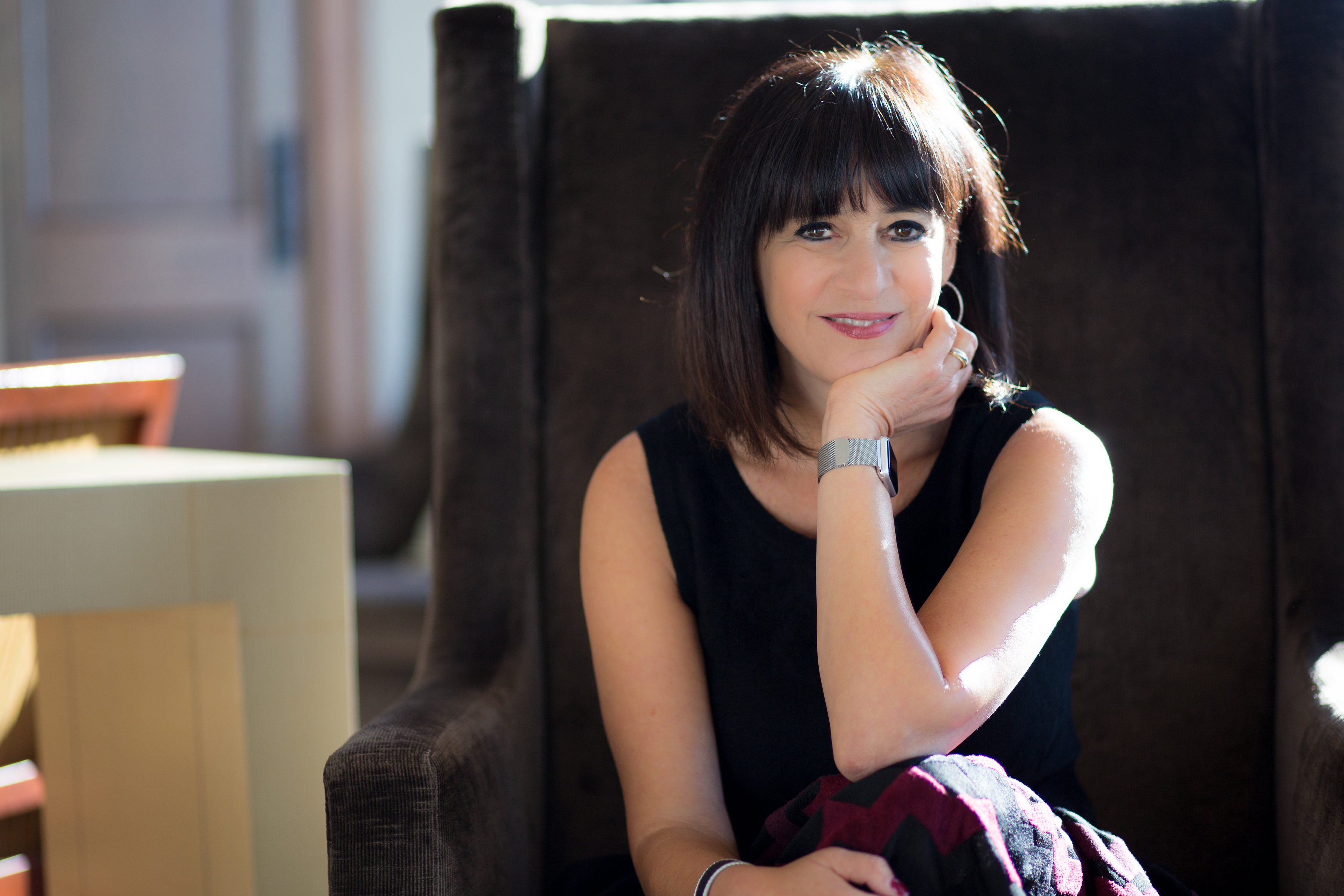 Diane Hessan, Shapiro Lecturer