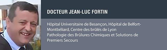 Dr Jean-Luc Fortin Bio