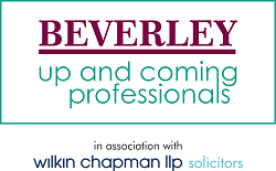 Beverley Up & Coming Professionals Logo