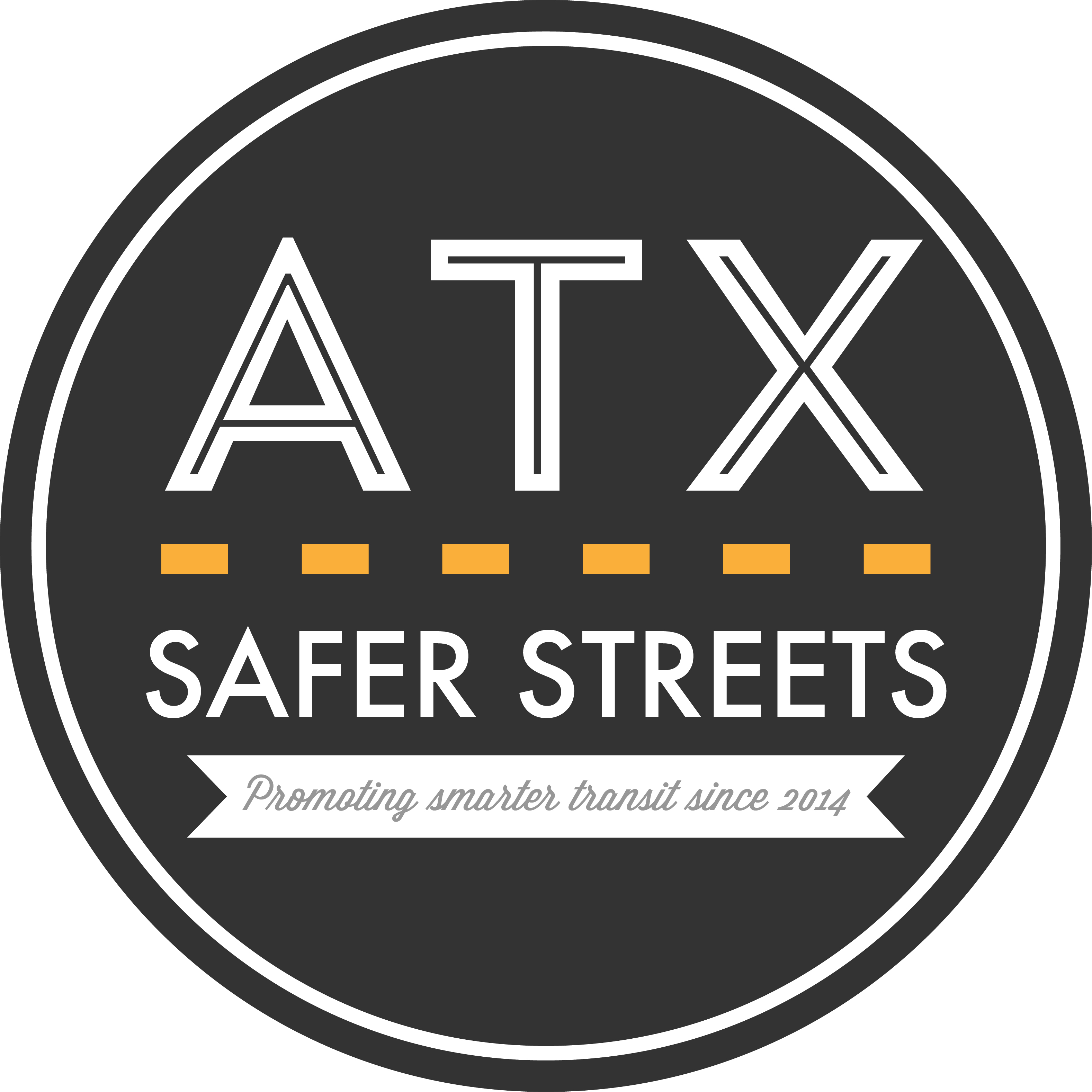 ATX Safer Streets logo