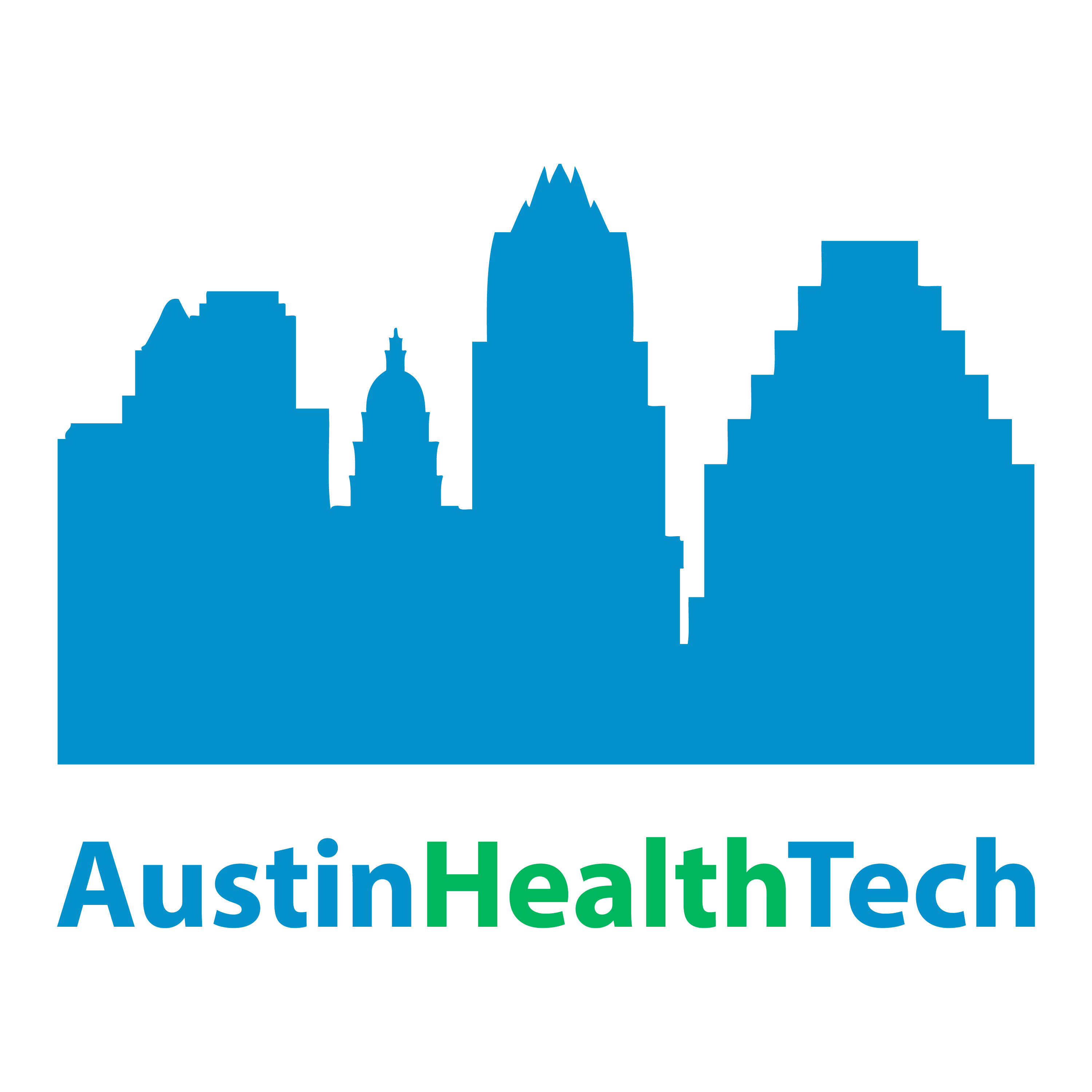 Austin Health Tech Meet Up logo