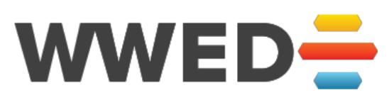 WWED logo