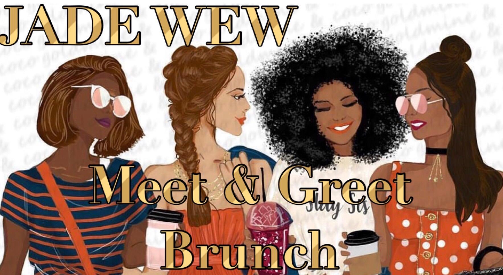 Jade Meet Greet Brunch Tickets Sun Nov 11 2018 At 1100 Am