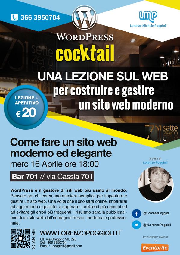 corso wordpress roma
