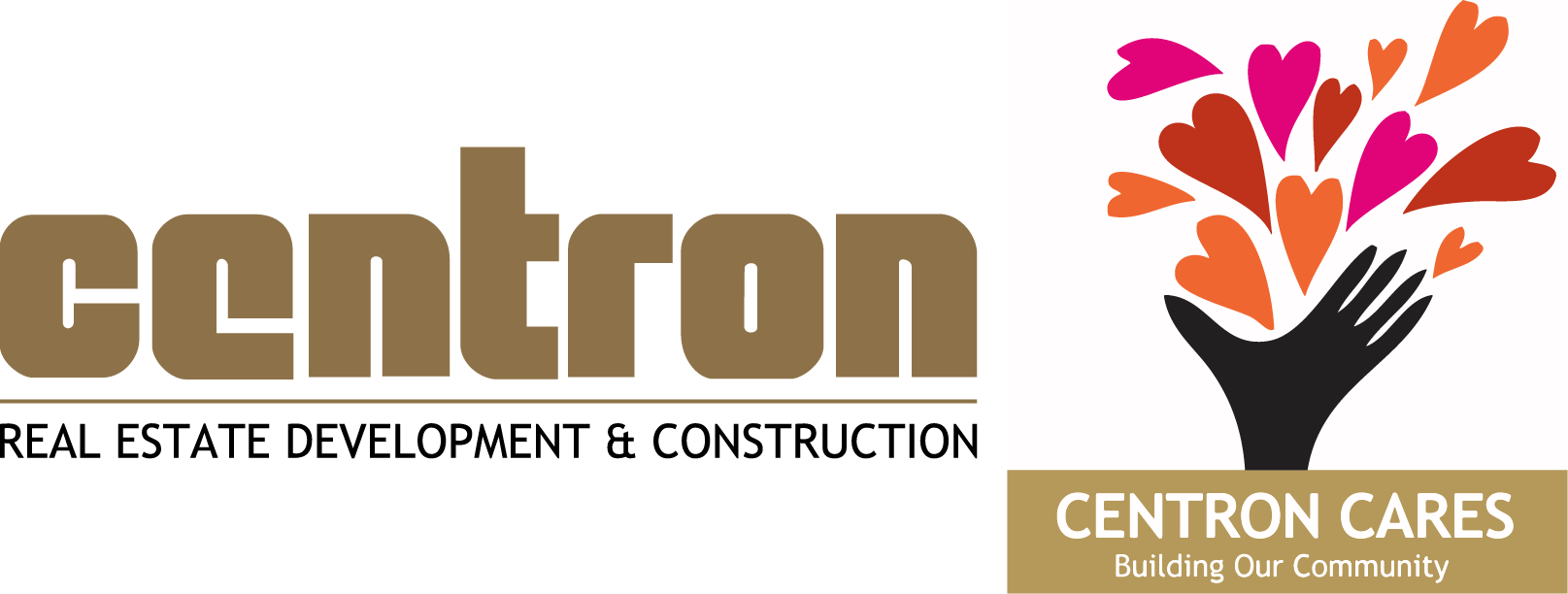 Centron Group Centron Cares Logo