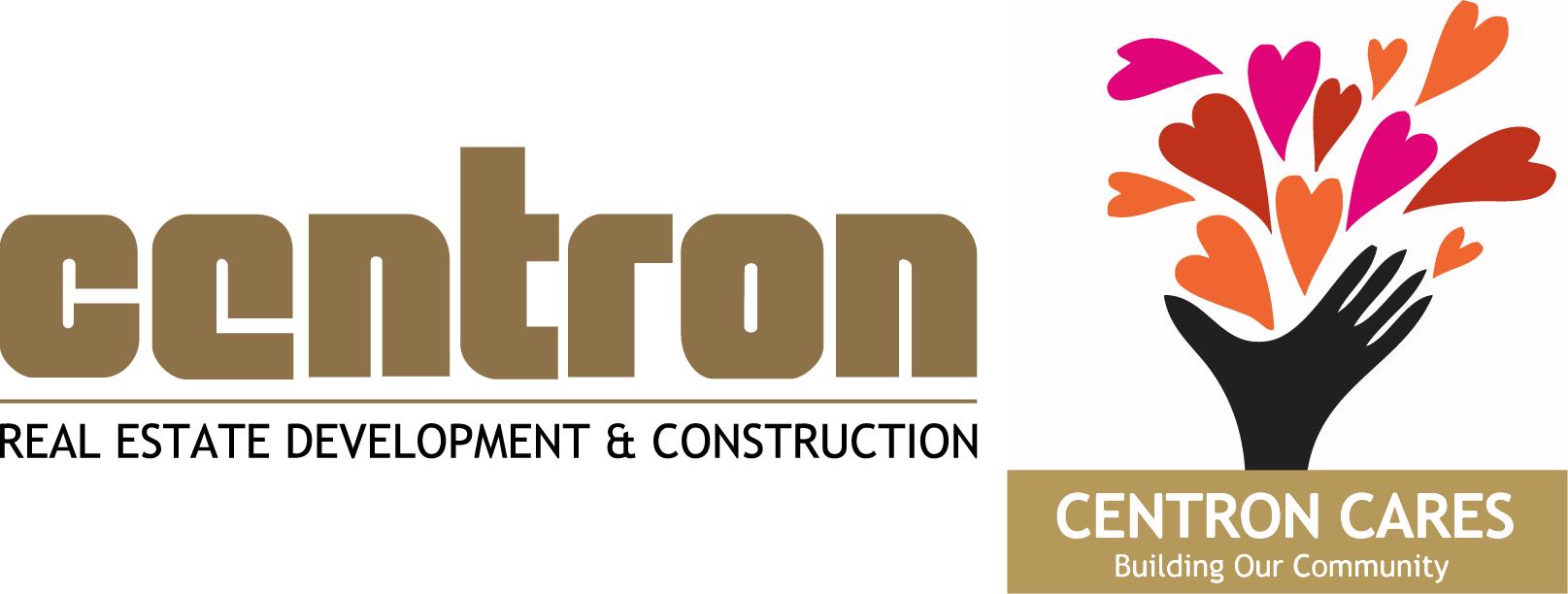 Centron Group Centron Cares Logo