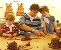 Family Clay Workshop