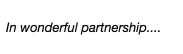 partnership text