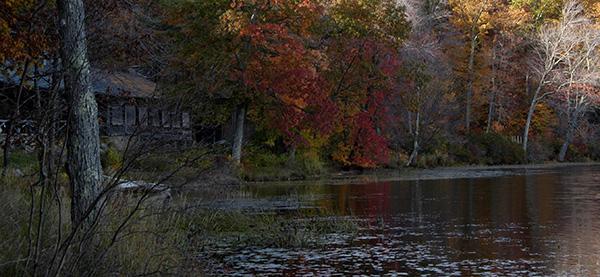 Fall Lodge