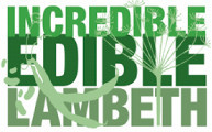 Incredible Edible Lambeth logo