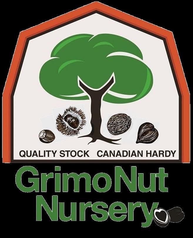 Grimo Nut Nusery Logo