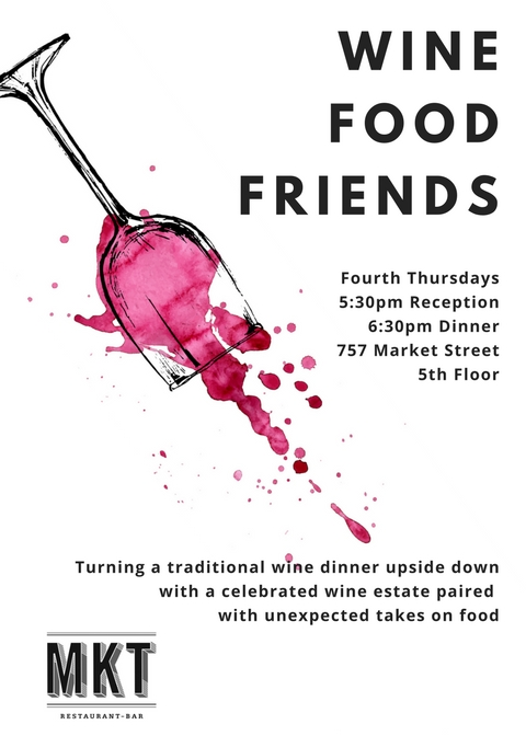 Food Wine Friends