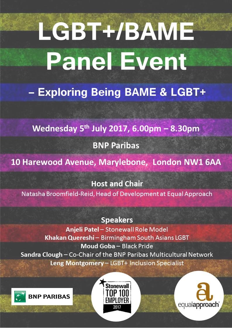 BNP Paribas/ Equal Approach Event 05.07.17