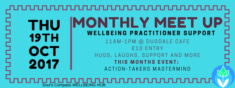 Wellbeing Hub London Monthly Meetup Group