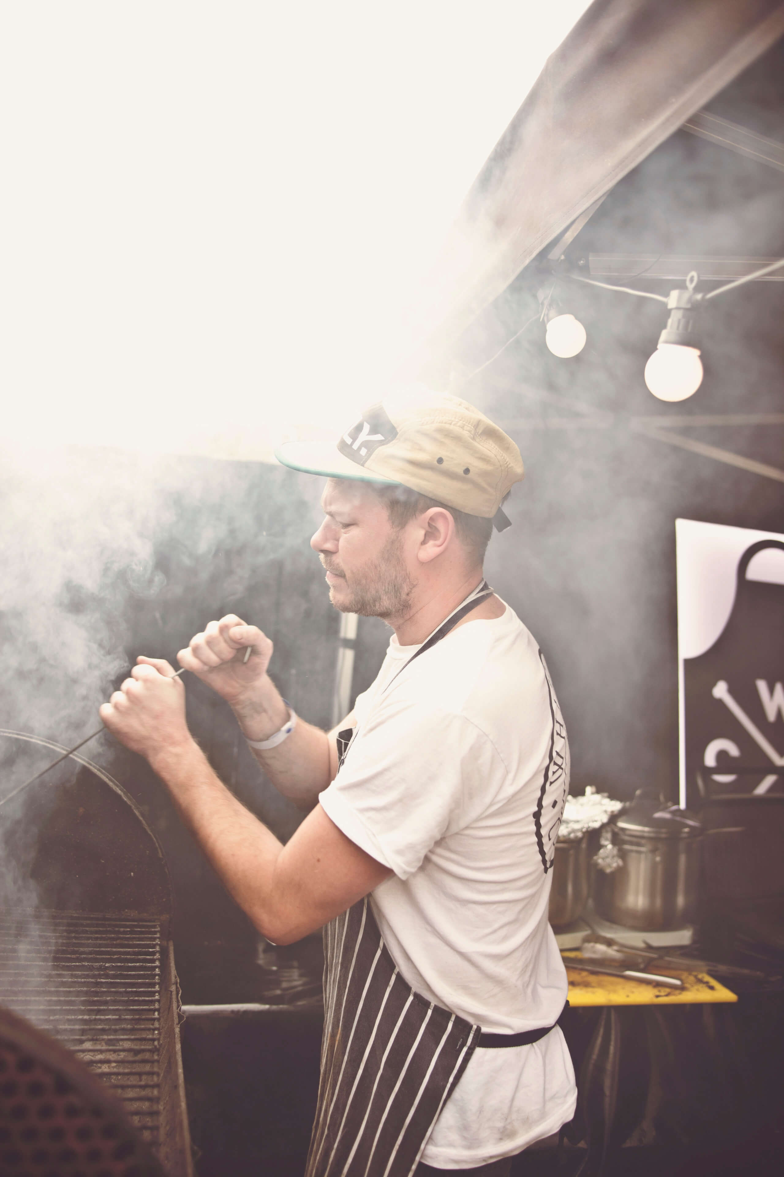 The Flipside How To Build A Street Food Business About Time