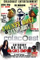Performance Slot for COUNTY BOYZ & CITY GIRLZ featuring...