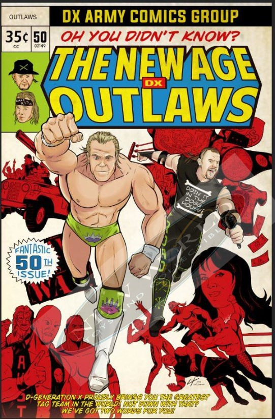 New Age Outlaws Print