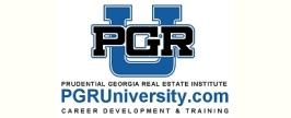 Prudential Georgia Realty University