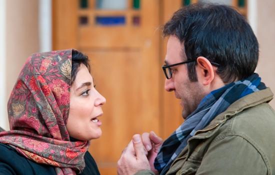 being born be donya amadan iranian movie