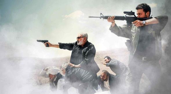 iranian movie bodyguard ebrahim hatamikia parviz parastui