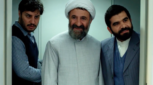 paradise iranian movie ali atshani javad ezzati mehran rajabi, comedy funny iranian movie