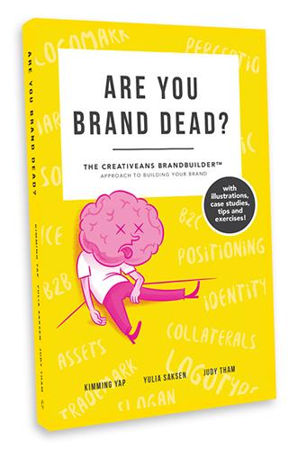 are you brand dead? book