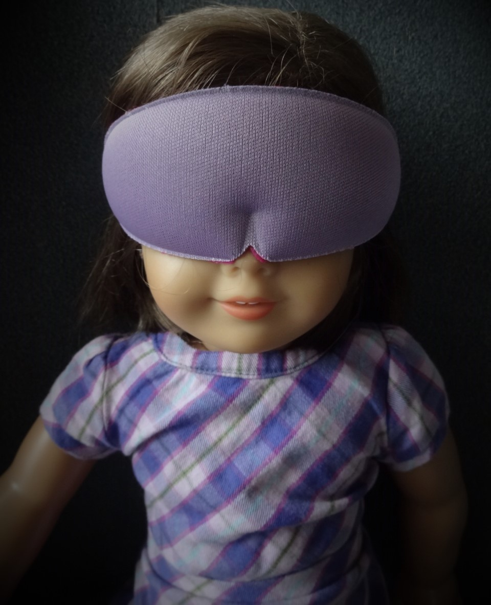 Doll Spa Mask
