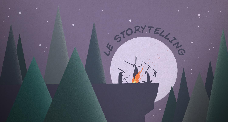 storytelling autour du feu