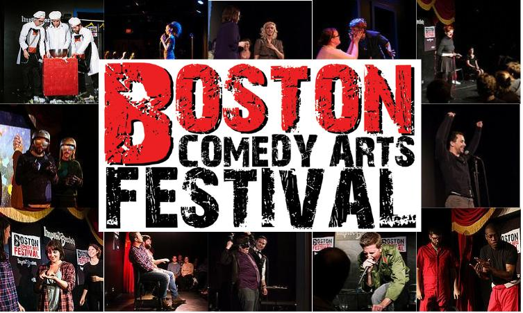 comedy shows boston