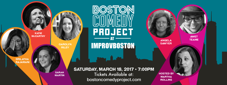 boston comedy project