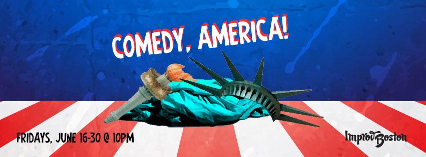 comedy america