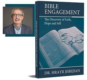 Dr. Hyrar Jebejian and Book