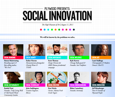 Plywood Presents: Social Innovation