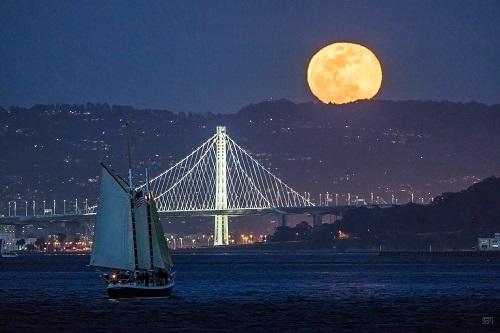 Freda B Full Moon