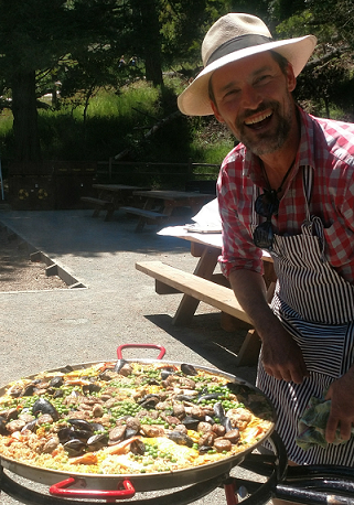 Chef Davey Jones