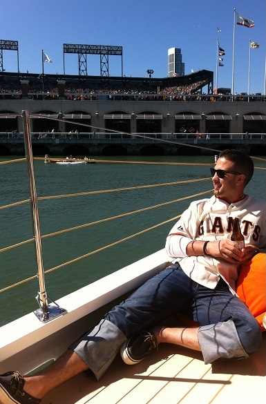 McCovey Cove Lounging