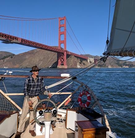 Saturday Morning San Francisco Bay History Sail