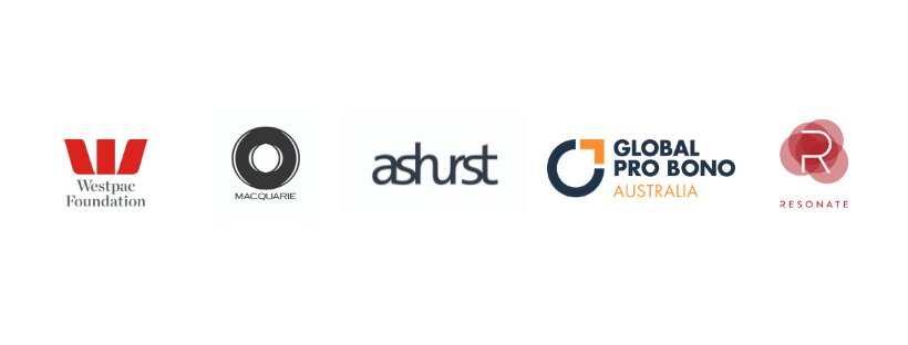 Logos Australian Pro Bono Summit