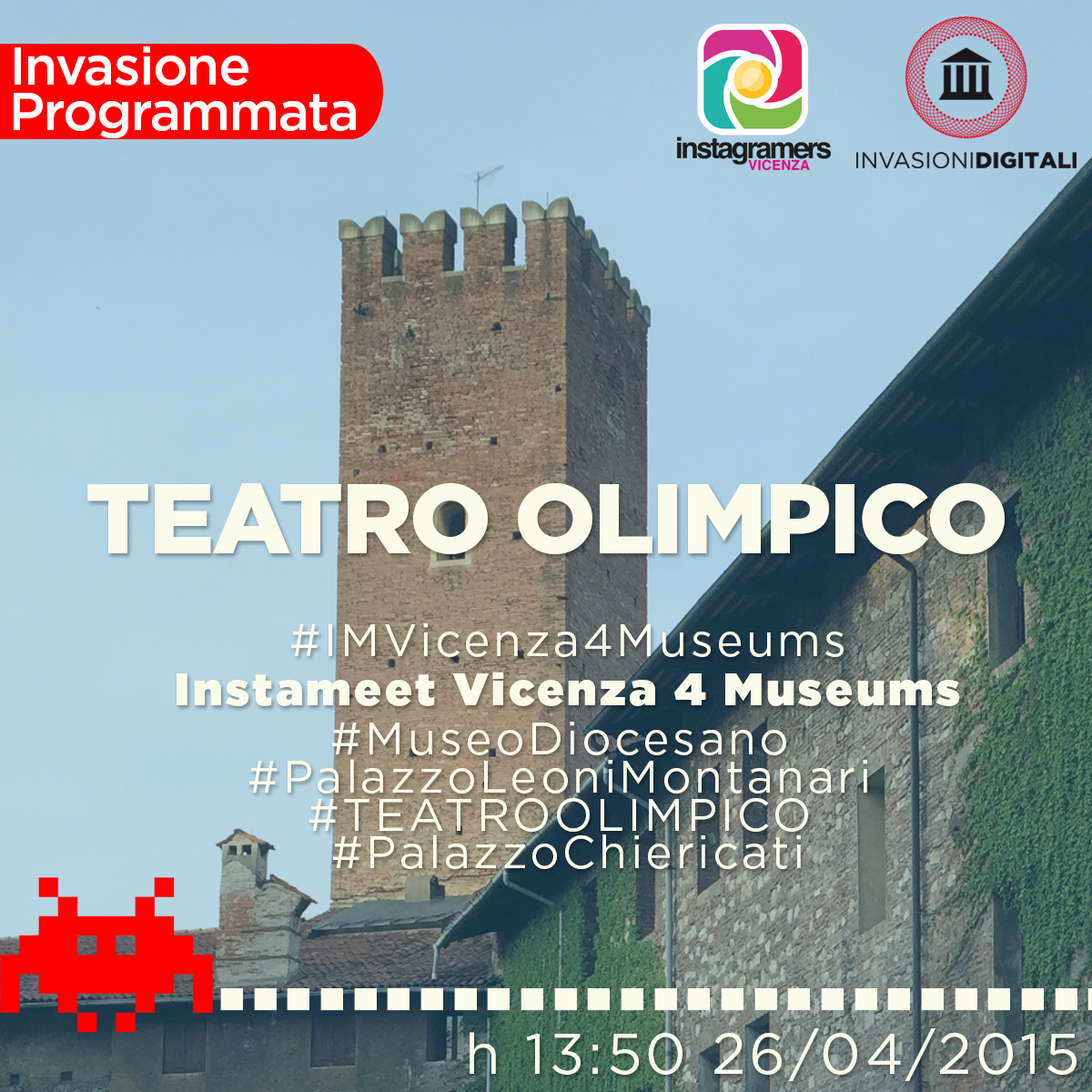 instameet Vicenza Invasioni Digitali