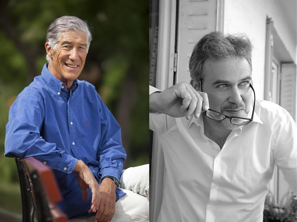 Joël de Rosnay et Vincent Cespédès