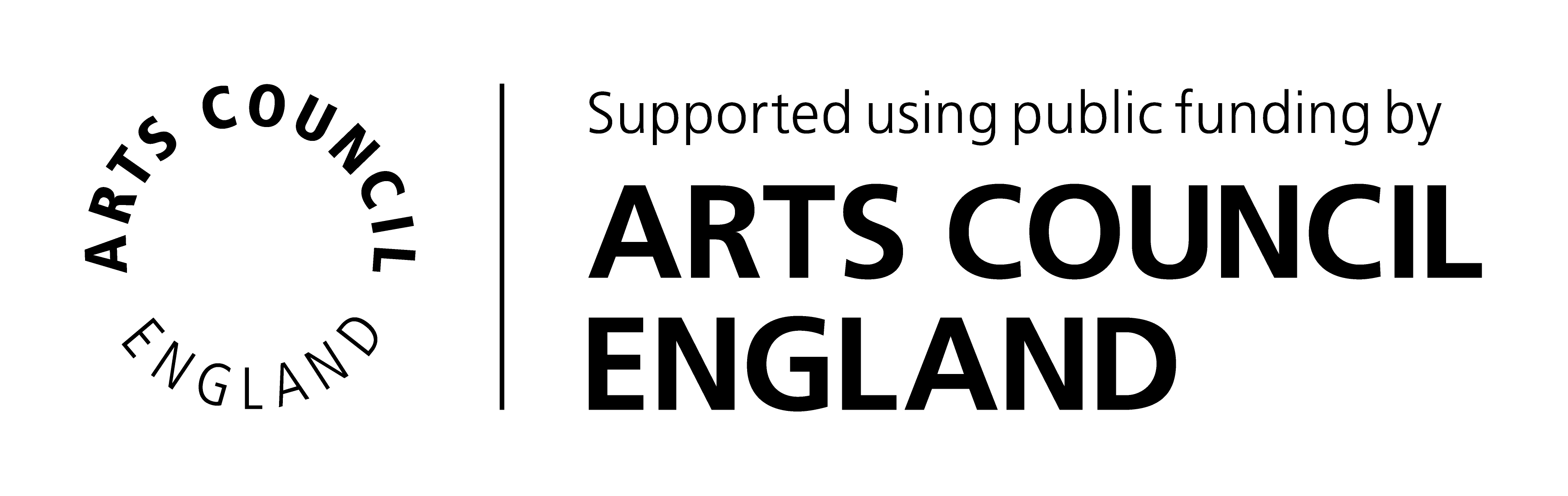 Arts Council England Grants for the Arts funder logo