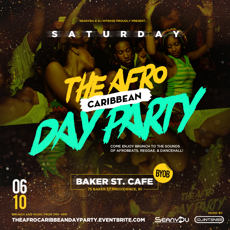 The Afro Caribbean Day Party Tickets Sat Jun 10 2017 At
