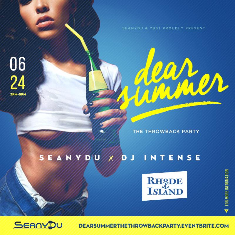 Dear Summer Flyer
