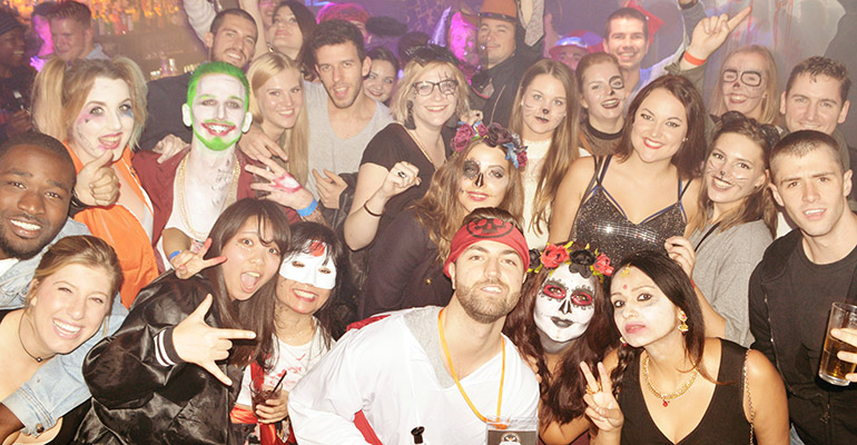 Party like the world is ending on our Camden Zombie Pub Crawl