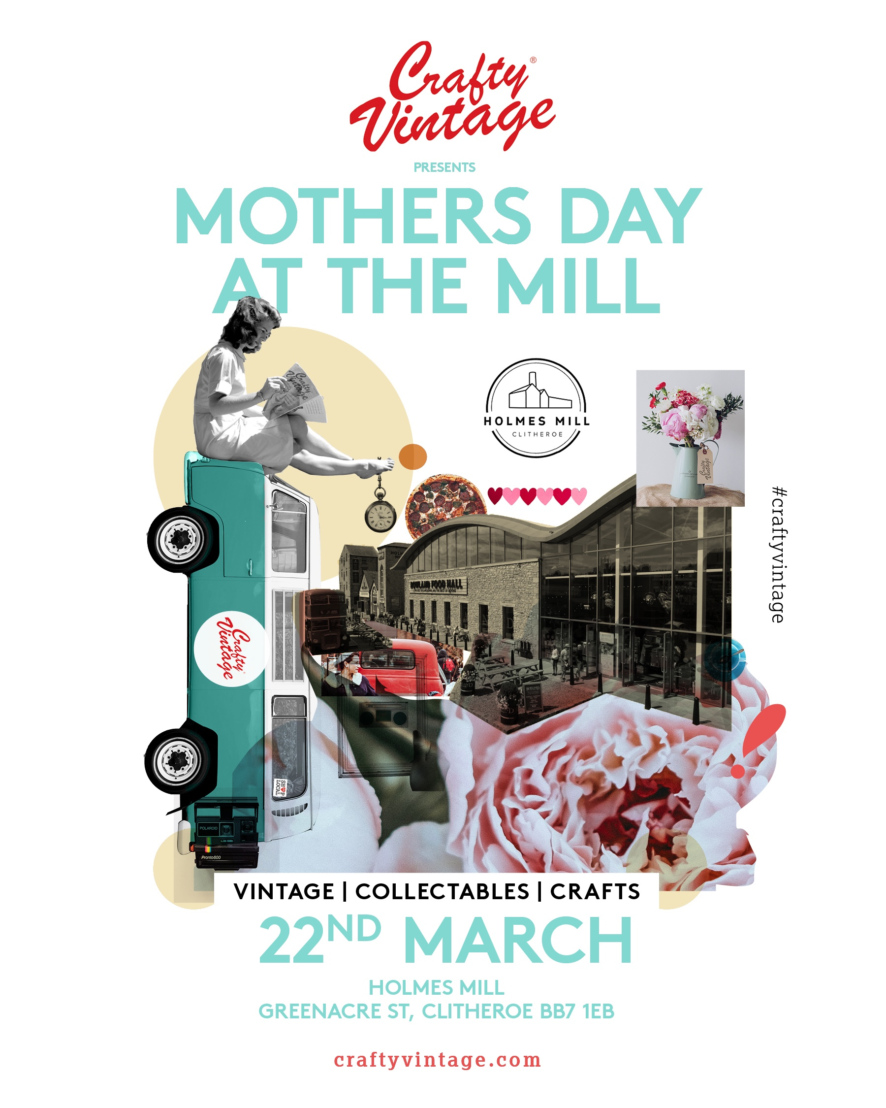 Holmes Mill Mothers Day