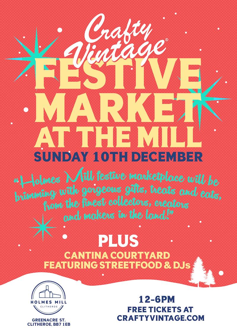 Festive Market Poster