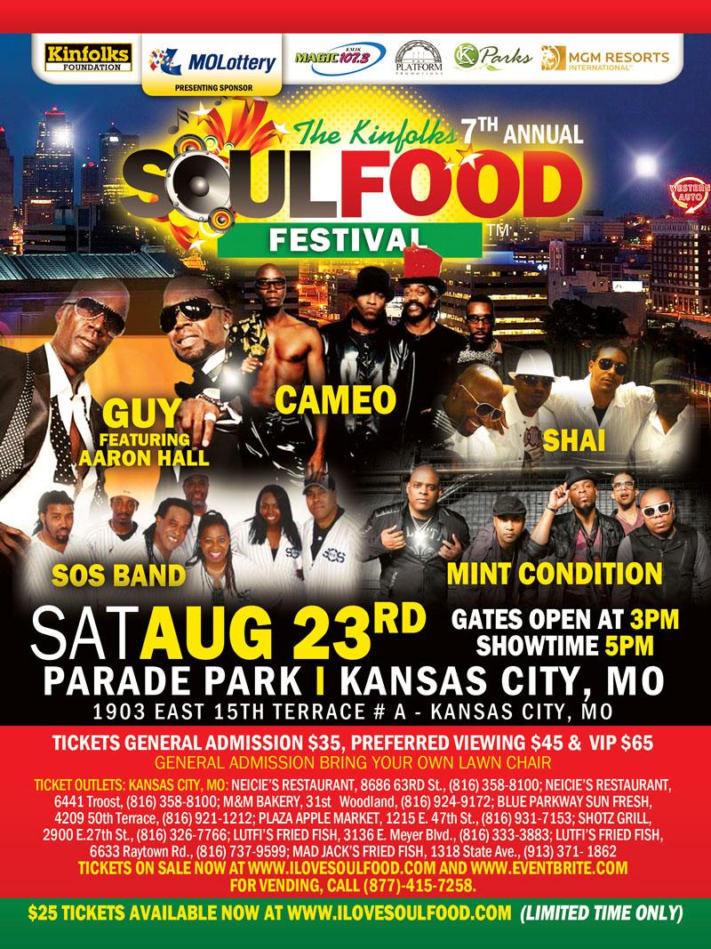 Soul Food Festival Kansas City