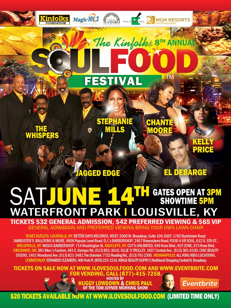Soul Food Music Festival In Louisville Ky